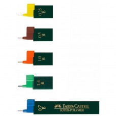 Grafitai Faber Castell (0.7mm)