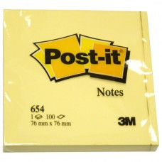 Lipnūs lapeliai POST-IT 76x76mm
